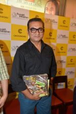 Abhijeet Bhattacharya at Ananya Banerjee_s book launch in crossword on 12th March 2015 (30)_5502abe9df03c.JPG