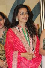 Juhi Chawla at the inauguration of Dialysis Centre at Dalvi Hospital in Mumbai on 12th March 2015 (16)_5502ab21aaed7.JPG