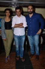 Ritesh batra, Radhika Apte and Dum Laga Ke Haisha director Sharat Kataria interactive session in Kyani Irani on 13th March 2015 (18)_55042620066d9.JPG