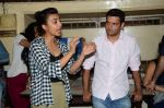 Ritesh batra, Radhika Apte and Dum Laga Ke Haisha director Sharat Kataria interactive session in Kyani Irani on 13th March 2015 (5)_5504261be44e5.JPG