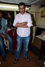 Ritesh batra, Radhika Apte and Dum Laga Ke Haisha director Sharat Kataria interactive session in Kyani Irani on 13th March 2015 (25)_55042667e9af4.JPG