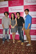 Sanaya Irani at Fair and Lovely Foundation in Sea Princess on 13th March 2015 (64)_55042902792c9.JPG