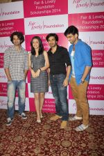 Sanaya Irani at Fair and Lovely Foundation in Sea Princess on 13th March 2015 (57)_550428f495d45.JPG