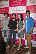 Shibani Kashyap, Sanaya Irani at Fair and Lovely Foundation in Sea Princess on 13th March 2015 (85)_5504290521111.JPG