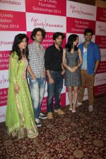 Shibani Kashyap, Sanaya Irani at Fair and Lovely Foundation in Sea Princess on 13th March 2015 (87)_55042906853cd.JPG