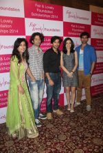 Shibani Kashyap, Sanaya Irani at Fair and Lovely Foundation in Sea Princess on 13th March 2015 (89)_55042907b933f.JPG