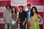 Shibani Kashyap, Sanaya Irani at Fair and Lovely Foundation in Sea Princess on 13th March 2015 (94)_5504290a90acb.JPG