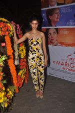 Tena Desae at Second Marigold premiere in Cinemax, Mumbai on 13th March 2015 (27)_550421d1d1c00.JPG