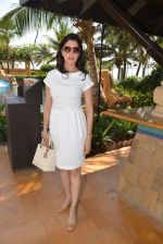 Aditi Gowitrikar at India Today Body Rocks in J W Marriott on 15th March 2015