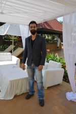 Ashmit Patel at India Today Body Rocks in J W Marriott on 15th March 2015