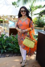 Poonam Dhillon at India Today Body Rocks in J W Marriott on 15th March 2015