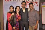 Sharman Joshi, Rohit Roy, Mona Singh at Unfaithfully Yours screening in St Andrews on 15th March 2015 (1)_5506a9c5127d7.JPG