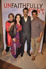 Sharman Joshi, Rohit Roy, Mona Singh at Unfaithfully Yours screening in St Andrews on 15th March 2015 (32)_5506a9c9c5d86.JPG