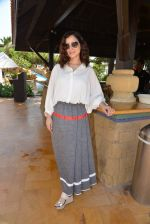 Simone Singh at India Today Body Rocks in J W Marriott on 15th March 2015