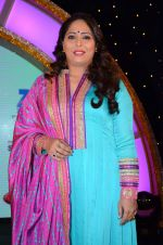 Geeta Kapoor at the launch of Zee TV_s Dance India Dance Super Mom in Mumbai on 17th March 2015 (48)_55094b42cac2c.JPG