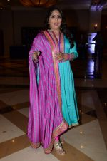 Geeta Kapoor at the launch of Zee TV_s Dance India Dance Super Mom in Mumbai on 17th March 2015 (51)_55094b47530a2.JPG