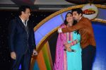 Govinda, Geeta Kapoor, Karan Wahi at the launch of Zee TV_s Dance India Dance Super Mom in Mumbai on 17th March 2015 (55)_55094ba2c4c77.JPG