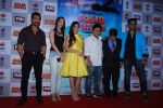 Ajaz Khan, Vaishali Desai, Shazahn Padamsee, Ali Asgar at Solid Patels trailer launch in Fun on 18th March 2015 (74)_550aabb2236b7.JPG
