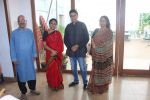 Benjamin Gilani, Seema Biswas at Jai Ho Democracy trailor launch in The Club on 18th March 2015 (6)_550aa346e4f49.JPG