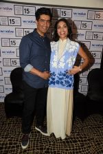 Rosario Dawson and Manish Malhotra at Wevolve media meet in Mumbai on 18th March 2015 (30)_550aaa185a6c1.JPG