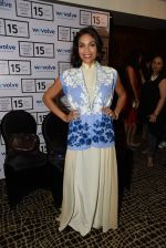 Rosario Dawson at Wevolve media meet in Mumbai on 18th March 2015 (80)_550aaa2af17b9.JPG