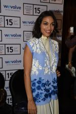 Rosario Dawson at Wevolve media meet in Mumbai on 18th March 2015 (91)_550aaa3a36317.JPG
