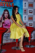 Shazahn Padamsee at Solid Patels trailer launch in Fun on 18th March 2015 (78)_550aabc58affc.JPG