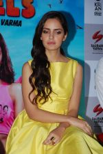 Shazahn Padamsee at Solid Patels trailer launch in Fun on 18th March 2015 (80)_550aabc7b8a63.JPG