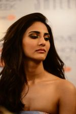 Vaani Kapoor walks the ramp for Sailex Show at Lakme Fashion Week 2015 Day 1 on 18th March 2015 (17)_550aab01816f3.JPG