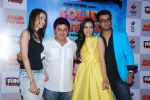 Vaishali Desai, Shazahn Padamsee, Ali Asgar at Solid Patels trailer launch in Fun on 18th March 2015 (73)_550aabce674c5.JPG