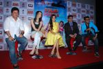 Vaishali Desai, Shazahn Padamsee, Ali Asgar at Solid Patels trailer launch in Fun on 18th March 2015 (75)_550aabd0eb2b6.JPG