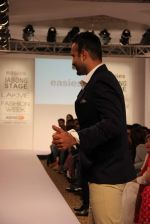 Irfan Pathan walks the ramp for Killer and Easies Show at Lakme Fashion Week 2015 Day 2 on 19th March 2015 (269)_550c05a4b2c5b.JPG
