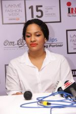 Masaba at LFW 2015 media meet in Mumbai on 19th March 2015 (27)_550c0716953a9.JPG