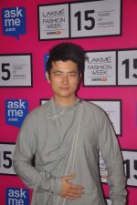 Meiyang Chang on Day 2 at Lakme Fashion Week 2015 on 19th March 2015 (27)_550c10ed66d53.JPG