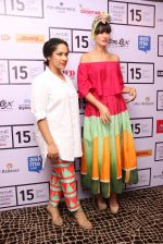 Nargis Fakhri, Masaba at LFW 2015 media meet in Mumbai on 19th March 2015 (41)_550c06e0c06b7.JPG
