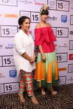 Nargis Fakhri, Masaba at LFW 2015 media meet in Mumbai on 19th March 2015 (45)_550c06e8bd264.JPG
