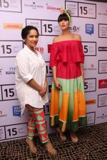Nargis Fakhri, Masaba at LFW 2015 media meet in Mumbai on 19th March 2015 (51)_550c06f4a50ad.JPG