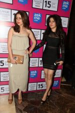 Kehkashan Patel at Gauri Khan_s show for Satya Paul at LFW 2015 Day 3 on 20th March 2015 (123)_550d5b3cba77c.JPG