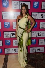Tanisha Mukherjee at Gauri Khan_s show for Satya Paul at LFW 2015 Day 3 on 20th March 2015 (96)_550d5c4222247.JPG