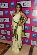 Tanisha Mukherjee at Gauri Khan_s show for Satya Paul at LFW 2015 Day 3 on 20th March 2015 (98)_550d5c4461e9c.JPG