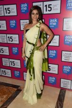 Tanisha Mukherjee at Gauri Khan_s show for Satya Paul at LFW 2015 Day 3 on 20th March 2015 (99)_550d5c4735d4e.JPG
