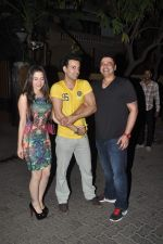 Aamir Ali, Sanjeeda Sheikh at Kareem Morani bday bash in Mumbai on 21st March 2015 (76)_550ec86f32612.JPG