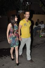 Aamir Ali, Sanjeeda Sheikh at Kareem Morani bday bash in Mumbai on 21st March 2015 (78)_550ec8b4a3266.JPG