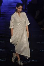 Genelia D Souza at Asmita Marwa Show at Lakme Fashion Week 2015 Day 3 on 20th March 2015 (33)_550e8b17d9625.JPG