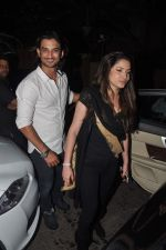 Sushant Singh Rajput, Ankita Lokhande at Kareem Morani bday bash in Mumbai on 21st March 2015 (272)_550ecbdf42071.JPG