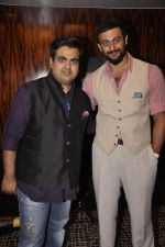 Arunoday Singh on Day 5 at Lakme Fashion Week 2015 on 22nd March 2015 (90)_550fde3dedb7a.JPG