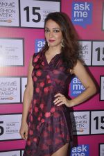 Nauheed Cyrusi on Day 5 at Lakme Fashion Week 2015 on 22nd March 2015 (25)_550fdeb3d5ab6.JPG
