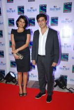 Himanshi Chaudhary, Aashish Kaul at Sony TV launches the new serial Dil Ki Baatein Dil Hi Jaane in J W Marriott, Mumbai on 23rd March 2015 (7)_5511301c687d8.JPG