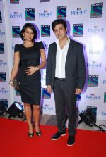 Himanshi Chaudhary, Aashish Kaul at Sony TV launches the new serial Dil Ki Baatein Dil Hi Jaane in J W Marriott, Mumbai on 23rd March 2015 (8)_551130a5c0708.JPG