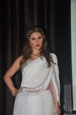 Lucy Pinder_s Bollywood debut with Warrior Savitri in Hardrock Cafe on 24th March 2015 (31)_55125c334897c.JPG
